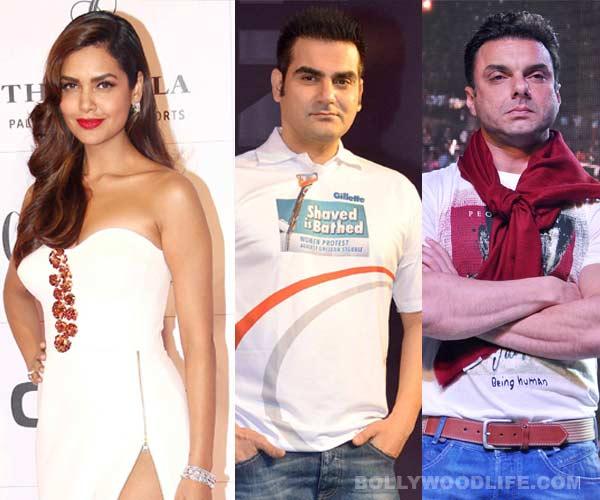 Why Esha Gupta, Arbaaz Khan and Sohail Khan couldn't vote?