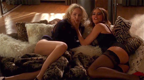 Sofia Vergara: If you're going to do a threesome, who better than Sharon Stone!