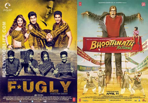 What is Akshay Kumar's Fugly doing in Amitabh Bachchan's Bhootnath Returns?
