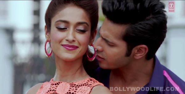 Why does Varun Dhawan want Ileana D'Cruz to meet his mom and dad?