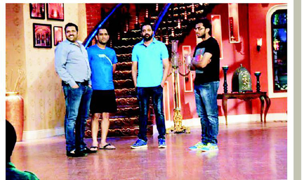 Is Mahendra Singh Dhoni the next guest on Kapil Sharma's Comedy Nights with Kapil?