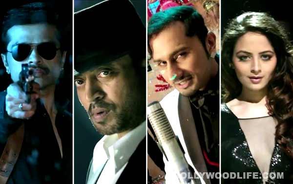 The Xpose trailer: Himesh Reshammiya and Yo Yo Honey Singh bring back the 1960s with aplomb!