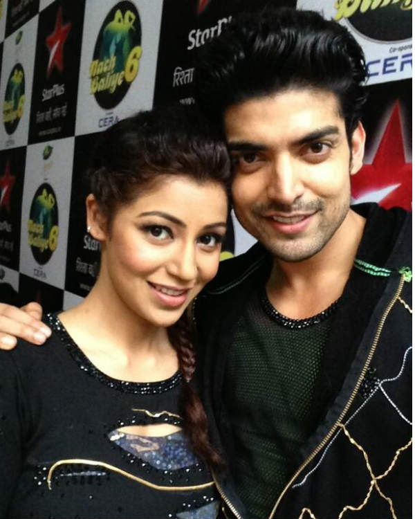 Gurmeet Choudhary and Debina Bonnerjee come together for a fiction show