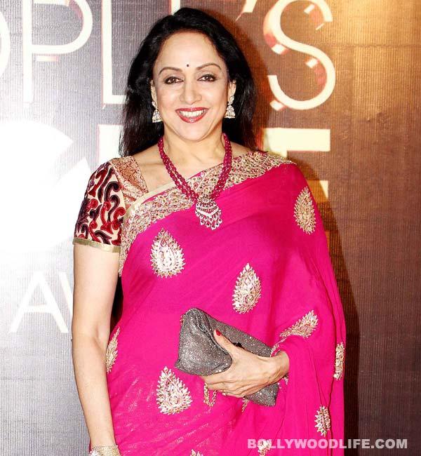 Hema Malini: Film career has helped me as politician