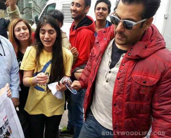 Salman Khan frenzy hits Warsaw
