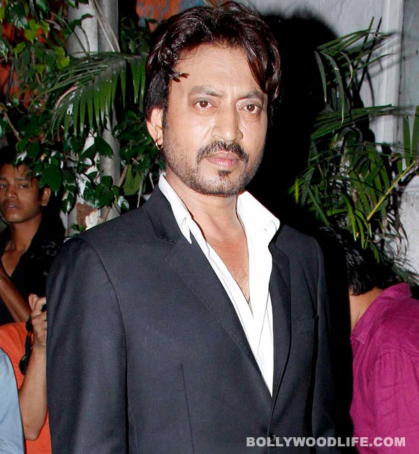 Why is Irrfan Khan against film promotions?
