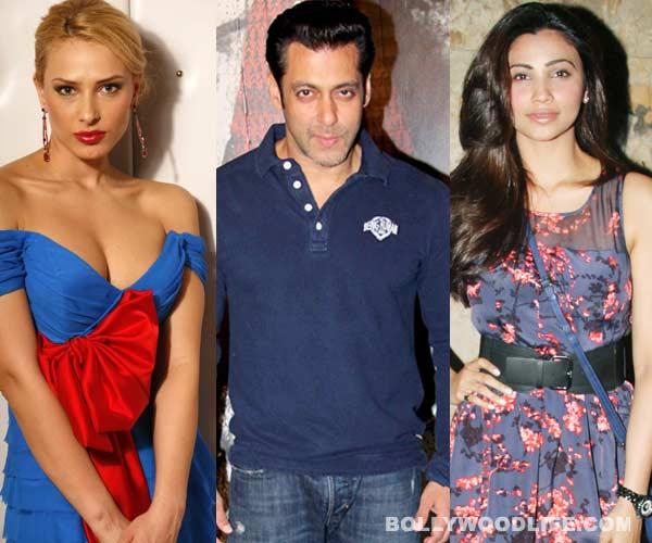 Salman Khan's girlfriend Iulia Vantur and protégé Daisy Shah fighting over him?