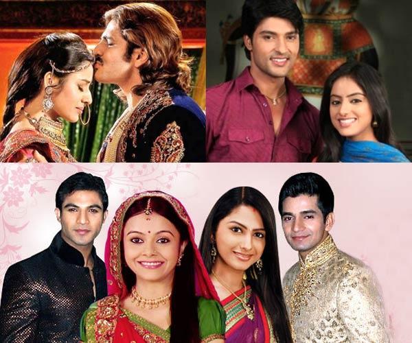 Jodha Akbar, Diya Aur Baati Hum and Saath Nibhaana Saathiya on the list of top shows this week!