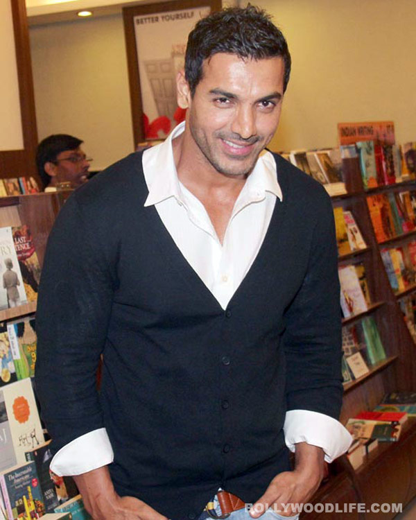 John Abraham does another cameo!