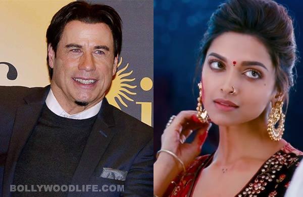 John Travolta: I liked Deepika Padukone very much!