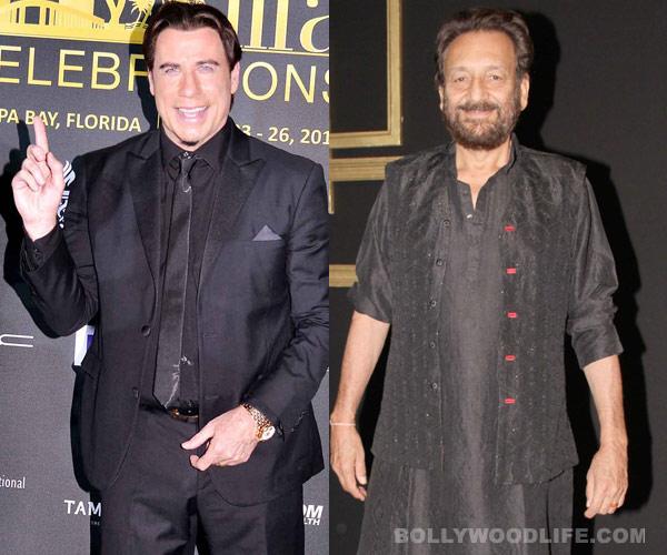 Will Hollywood actor John Trovolta accept Shekhar Kapur's Paani?