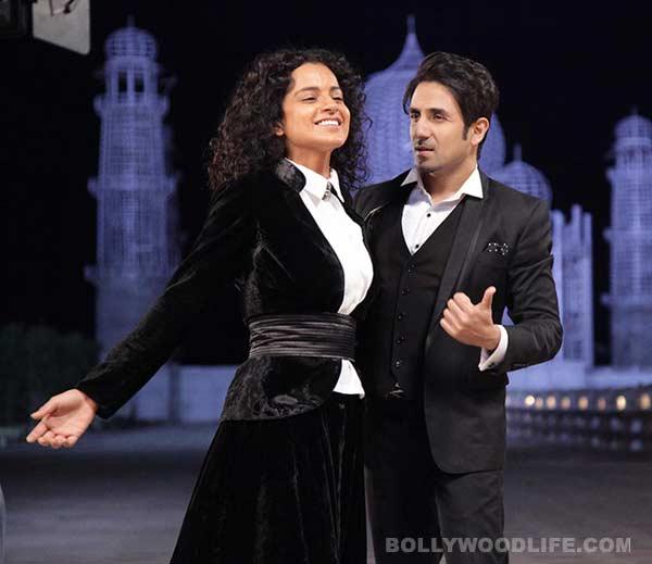 Why were Kangana Ranaut and Vir Das not ready to mingle?