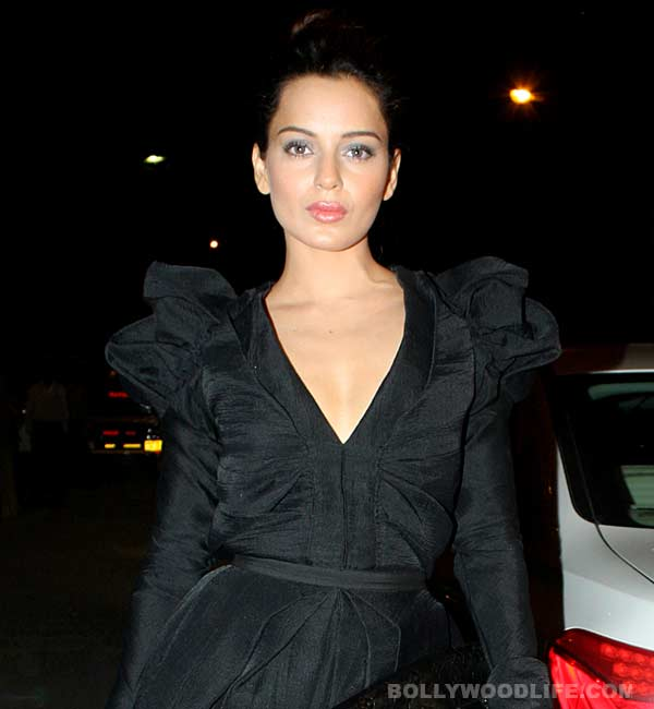 Why is Kangana Ranaut taking a break from films after Revolver Rani?