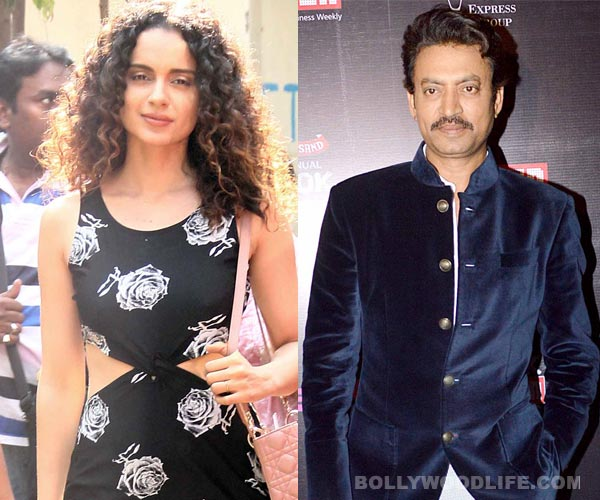 Kangana Ranaut and Irrfan Khan in Sai Kabir's Divine Lovers!
