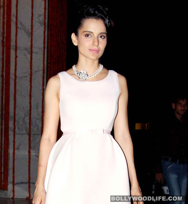 Kangana Ranaut: Films are not meant to make people fashion-oriented or glorify their beauty