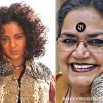 Kangana Ranaut to have Usha Uthup's voice!