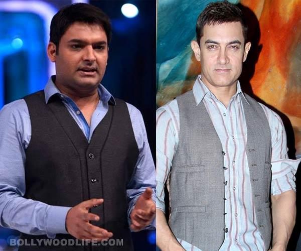 Is Kapil Sharma more popular than Aamir Khan?
