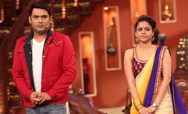 When Sumona Chakravarti became Mrs Kapil Sharma in real life!