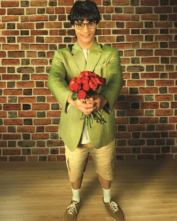 Karan Wahi's Babbu Ki Jawaani first look has him as a geek!