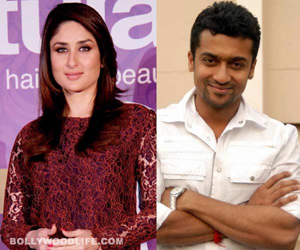 Kareena Kapoor Khan refuses to acknowledge Southern superstar Suriya!