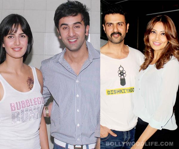 After Ranbir Kapoor and Katrina Kaif, are Harman Baweja and Bipasha Basu going for a live-in relationship?