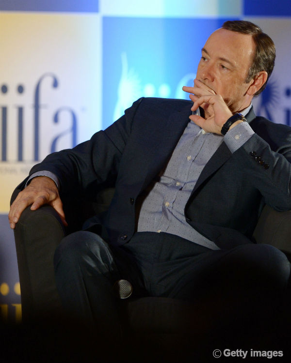 IIFA Awards 2014 Kevin Spacey: I would really love to do a play in India