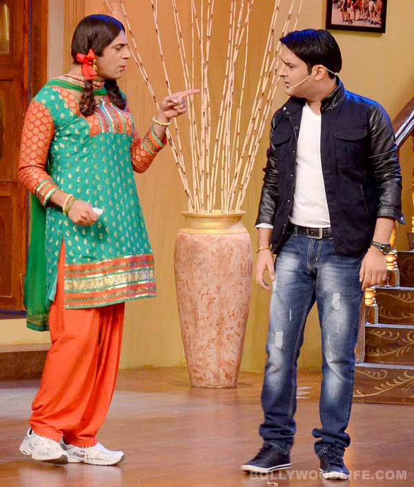 Should Sunil Grover return as Gutthi to Kapil Sharma's Comedy Nights with Kapil?