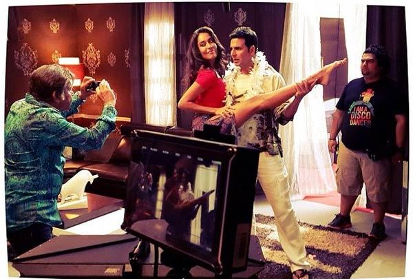Akshay Kumar: Lisa Haydon was born for big screen