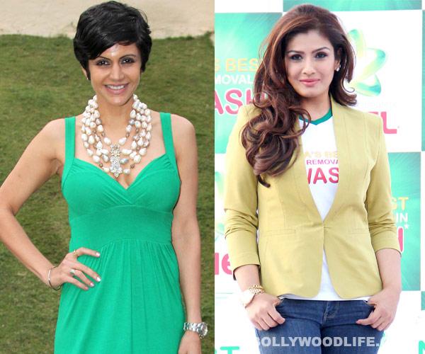 Mandira Bedi and Raveena Tandon roped in to judge Nautanki – the Comedy Theatre