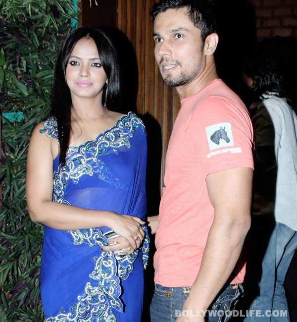 Have Randeep Hooda and Neetu Chandra patched up?