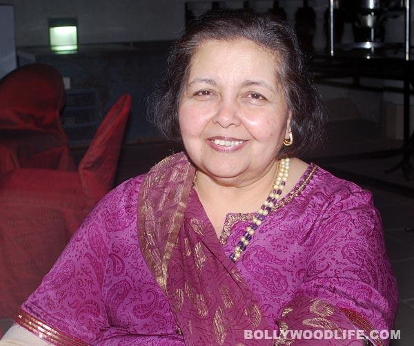 Rani Mukerji and Aditya Chopra not as responsible as Pamela Chopra?