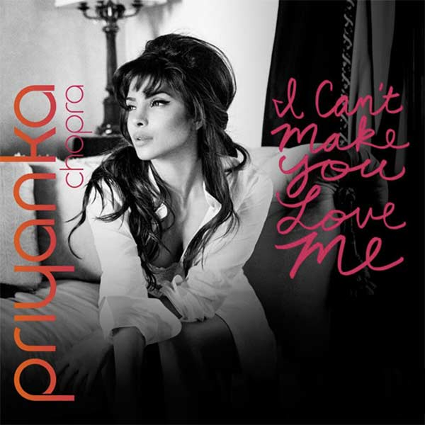 After Exotic, Priyanka Chopra releases her third song I Can't Make You Love Me!