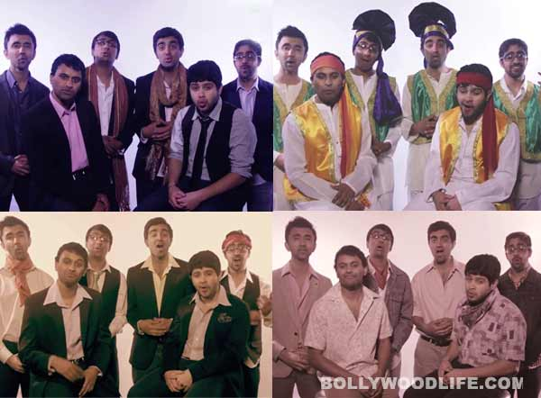 Penn Masala's Evolution of Bollywood music video: An entertaining musical journey of eight decades in five minutes!