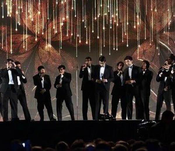 IIFA awards 2014: Penn Masala performs on the Evolution of Bollywood
