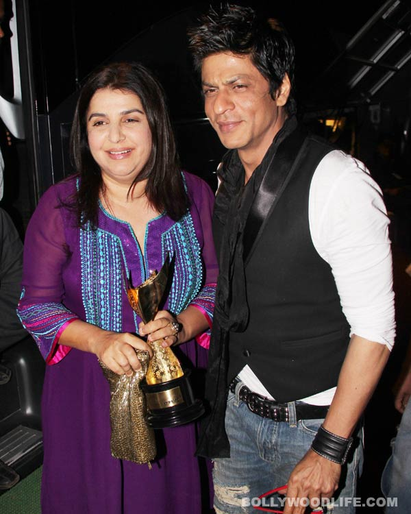 What did Sharukh Khan gift Farah Khan?