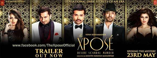 The Xpose music review: Himesh Reshammiya, Yo Yo Honey Singh, Mohammed Irfan and Mika Singh bring out a superb retro album!