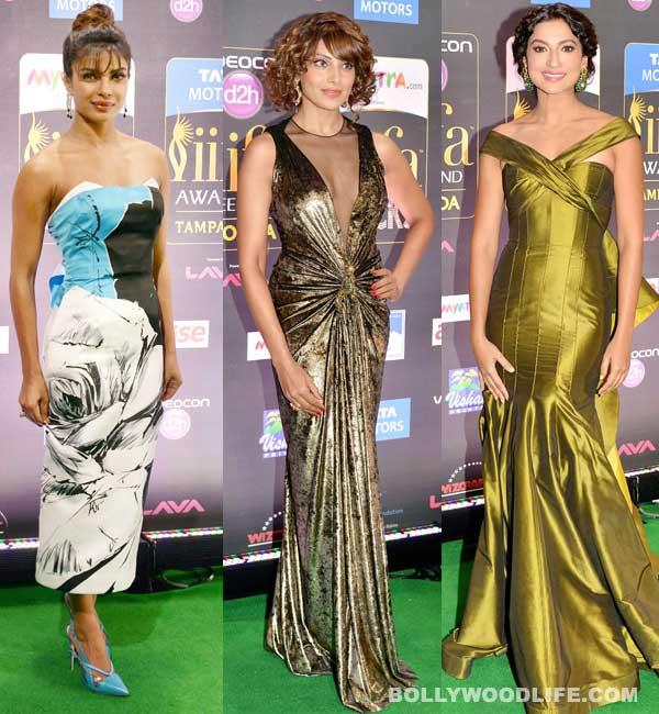 IIFA 2014: Priyanka Chopra, Bipasha Basu, Gauahar Khan walk the green carpet - View pics!