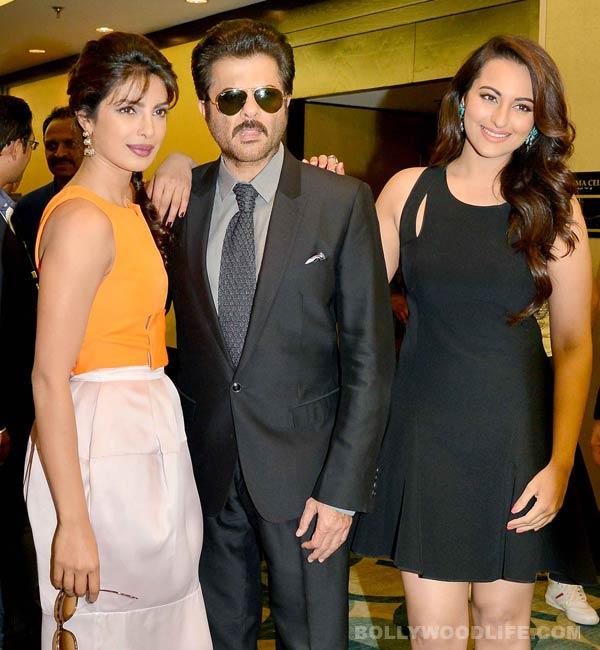 Bollywood actors Priyanka Chopra, Sonakshi Sinha and Anil Kapoor to bring Indian flavour at IIFA Awards 2014