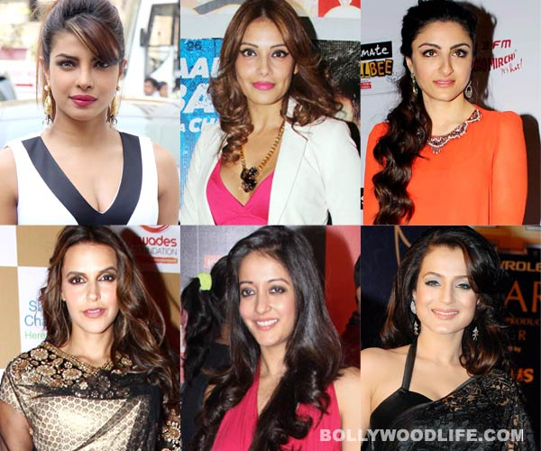 After Rani Mukerji, are Priyanka Chopra, Bipasha Basu, Neha Dhupia, Tanishaa Mukerji getting married?