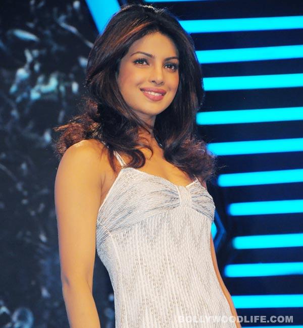 Priyanka Chopra's new single I can't make you love me bags third spot on iTunes India