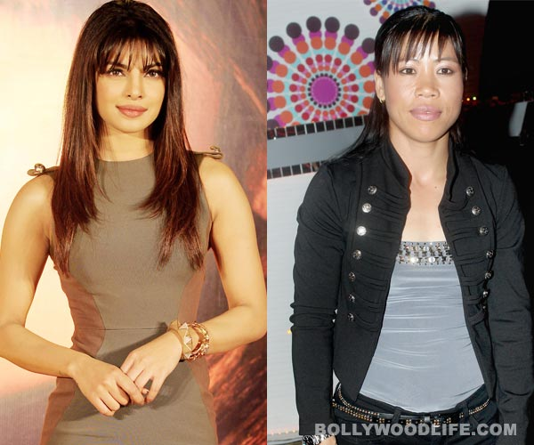 Is Priyanka Chopra feeling inspired after doing Mary Kom?