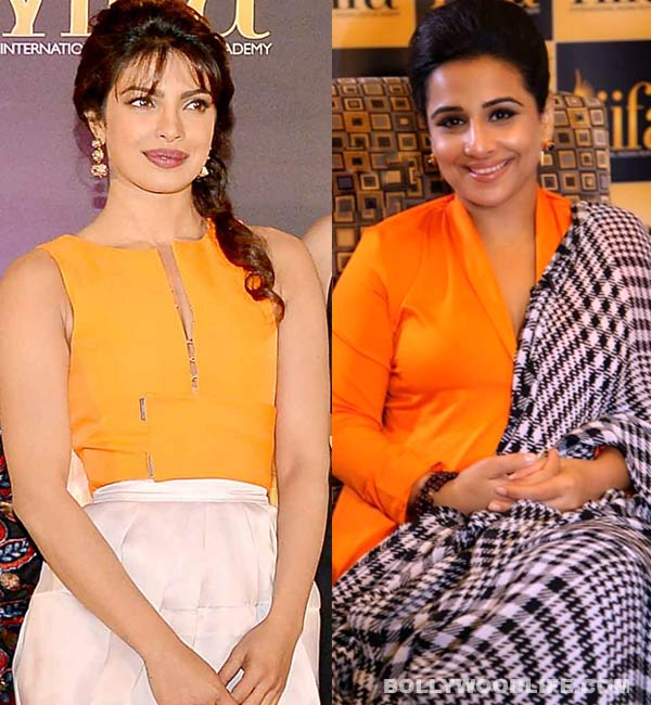 IIFA 2014: Why did Priyanka Chopra replace Vidya Balan?