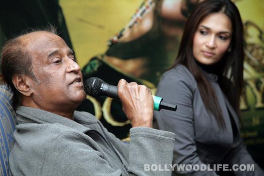 Soundarya: Dad did Kochadaiiyaan not because I am his daughter!