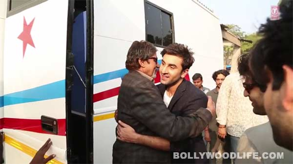 Why is Amitabh Bachchan's Bhoothnath Returns special to Ranbir Kapoor? Watch video!