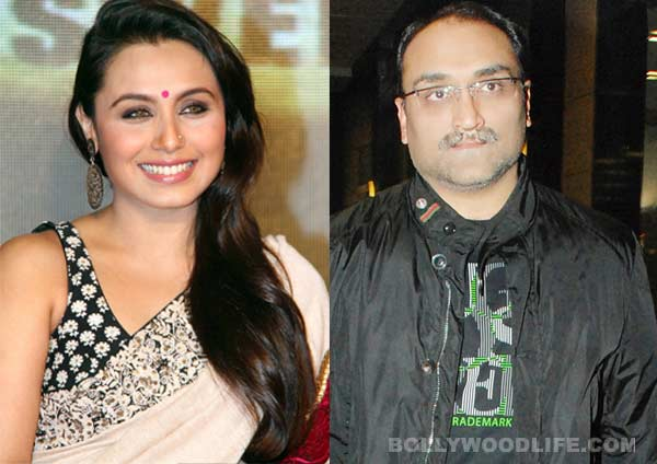are rani mukherjee and aditya chopra dating
