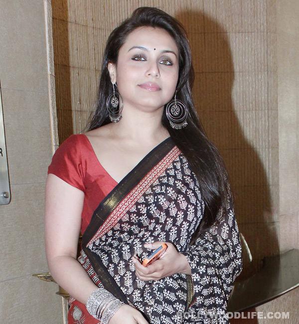 Rani Mukerji officially Mrs Aditya Chopra, says Uday Chopra