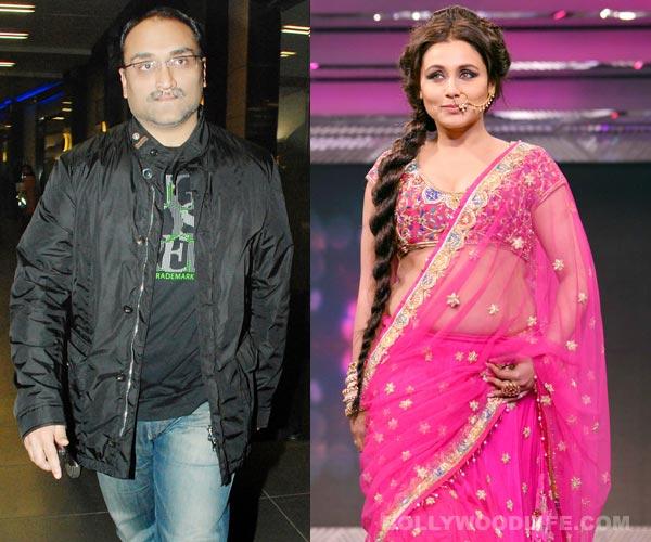 Rani Mukerji and Aditya Chopra's secret wedding becomes the butt of jokes on Twitter