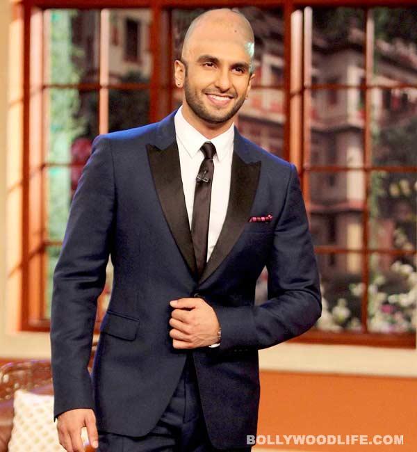 After Shahid Kapoor, Ranveer Singh to go bald!