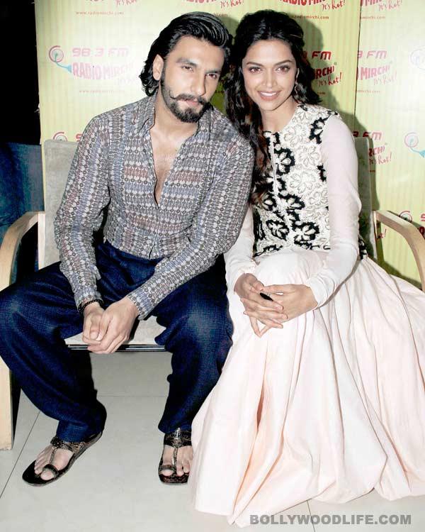Does Deepika Padukone style Ranveer Singh in real life?