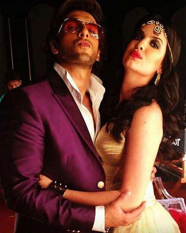 Sunny Leone or Ranveer Singh - whose condom ad is sexier?